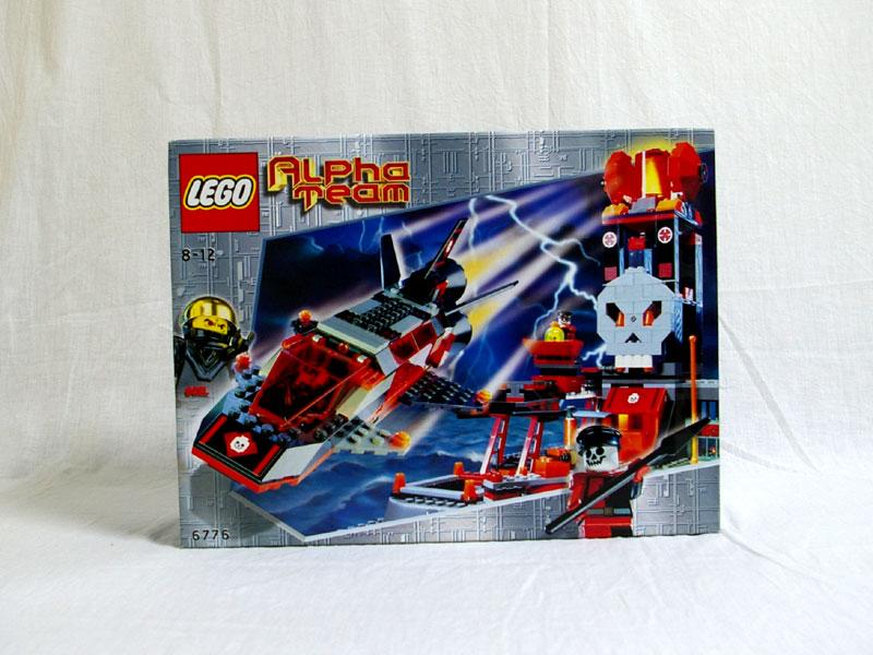 #6776 レゴ オゲル基地