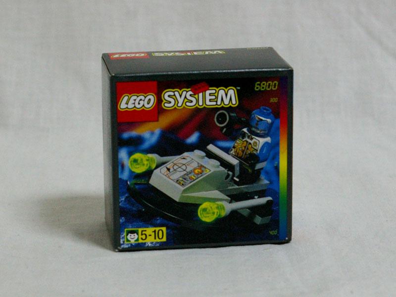 #6800 レゴ スペースホバー