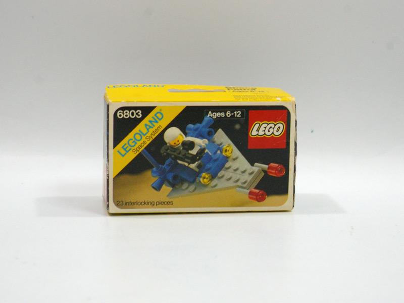 #6803 レゴ 宇宙パトロール