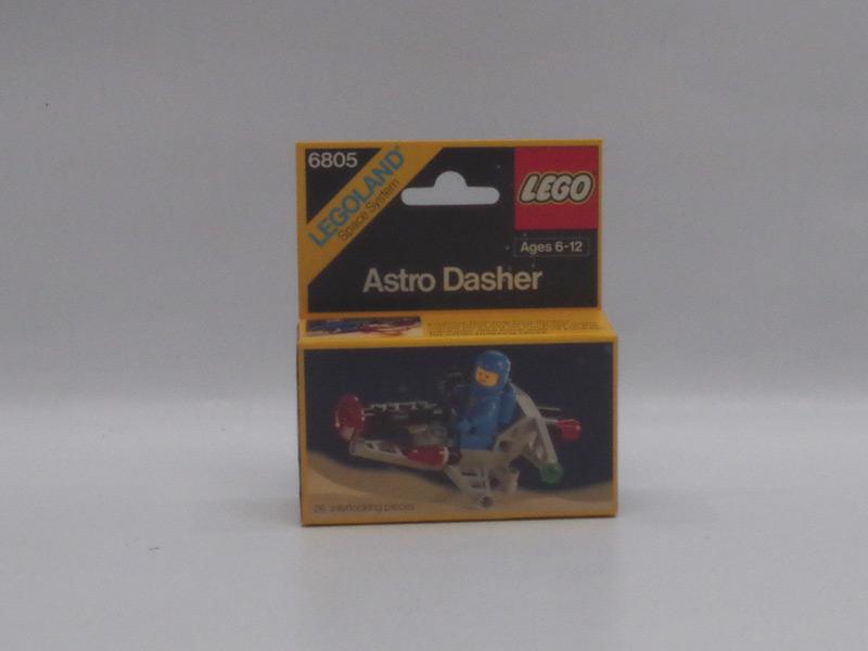 #6805 レゴ 宇宙パトロール車