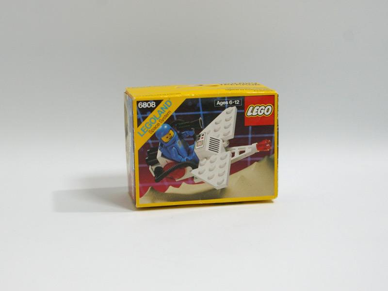 #6808 レゴ 宇宙パトロール