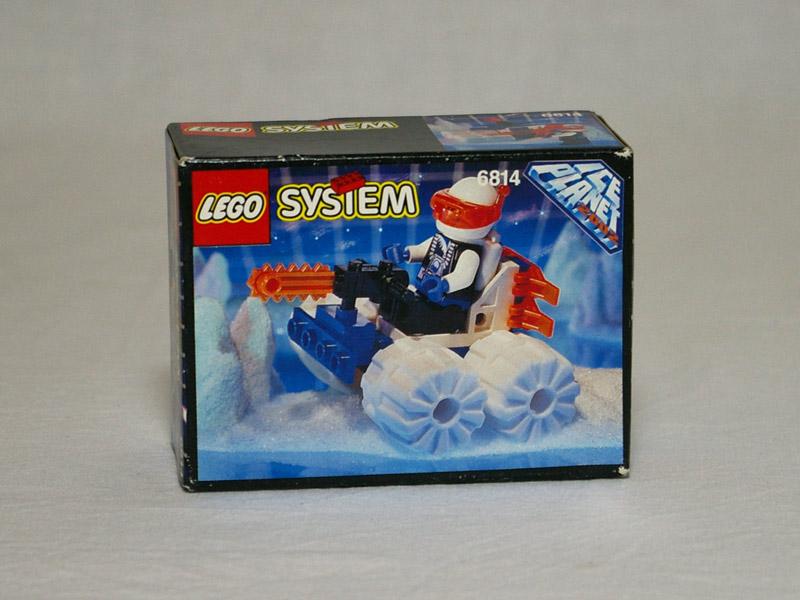 #6814 レゴ アイスプラネット掘削機