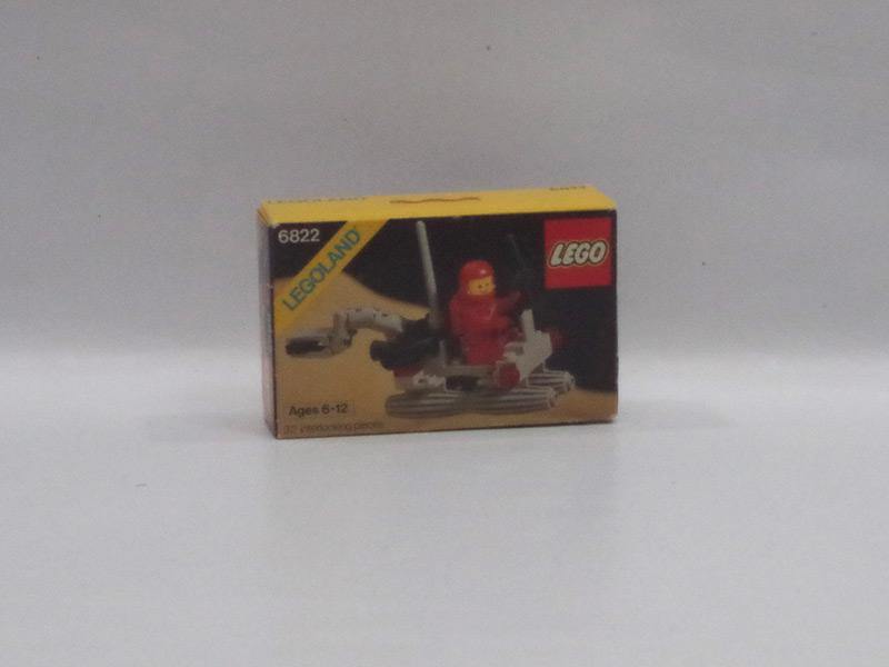 #6822 レゴ 宇宙作業車