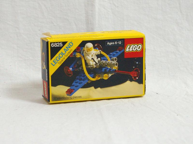 #6825 レゴ 宇宙パトロール機