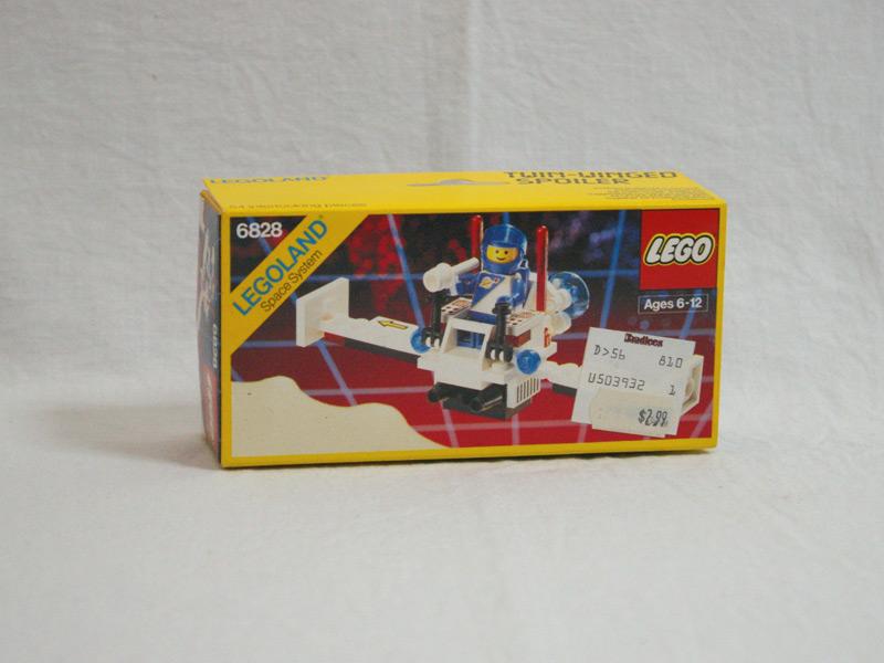 #6828 レゴ ツイン・ウィングスポイラー