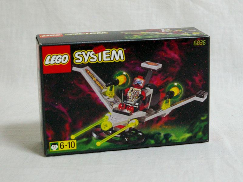 #6836 レゴ デモススペースサーファー