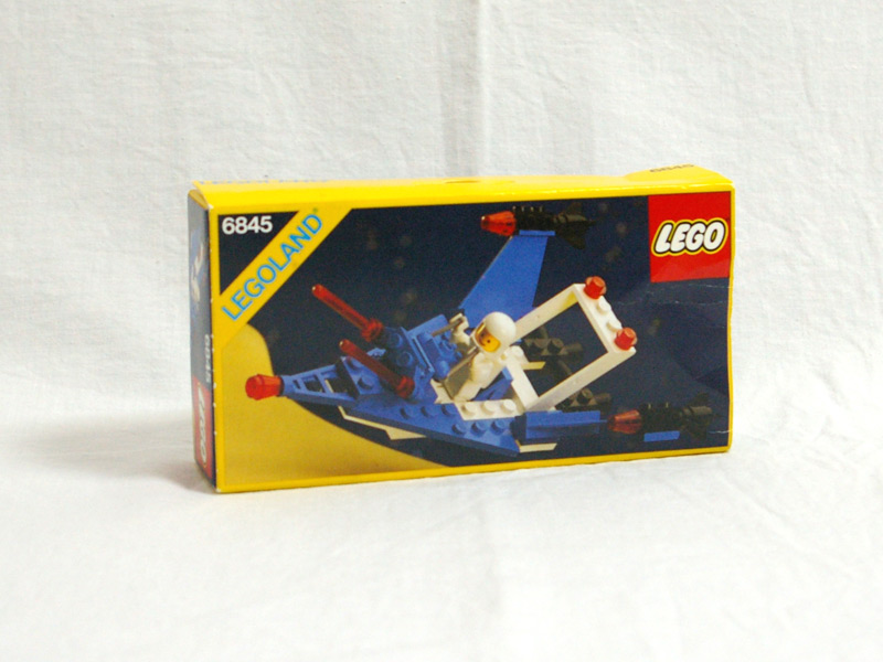 #6845 レゴ デルタウイングロケット