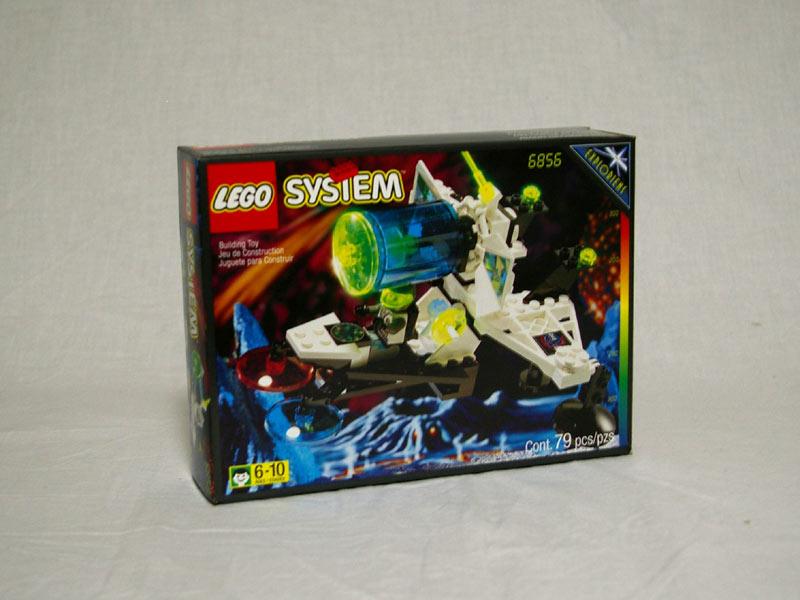 #6856 レゴ スペースクラフト