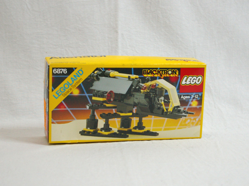 #6876 レゴ ブラックスター2号(ロボット)