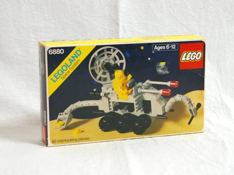 #6880 レゴ 宇宙探検車