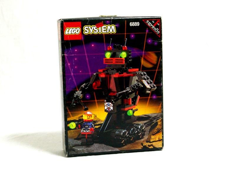 #6889 レゴ スパイロボ RT-3