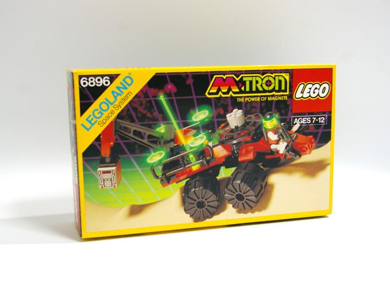 #6896 レゴ レスキュー隊食料探索車
