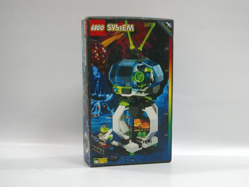 #6899 レゴ イカロススペースラボ