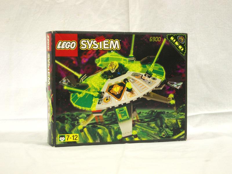 #6900 レゴ デモスサイクロン