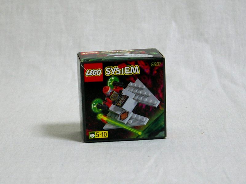 #6901 レゴ スペース・プレーン