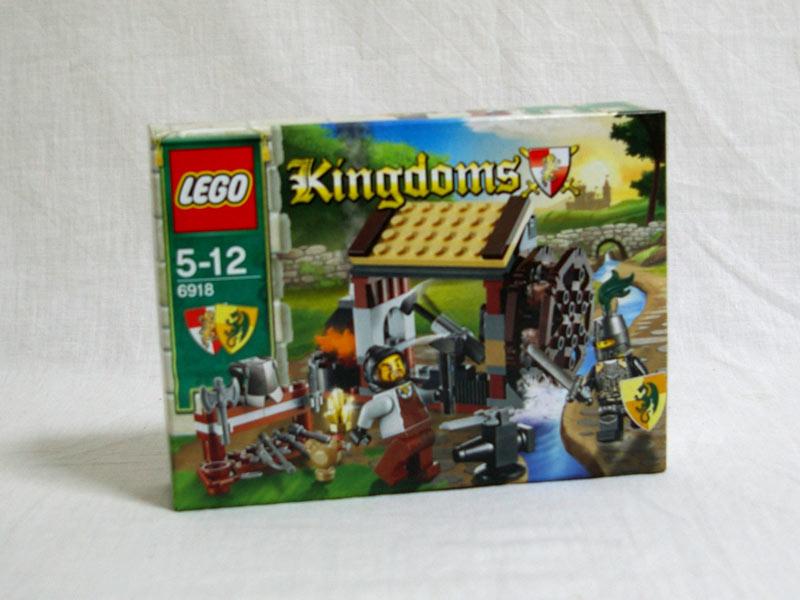 #6918 レゴ 鍛冶屋しゅうげき
