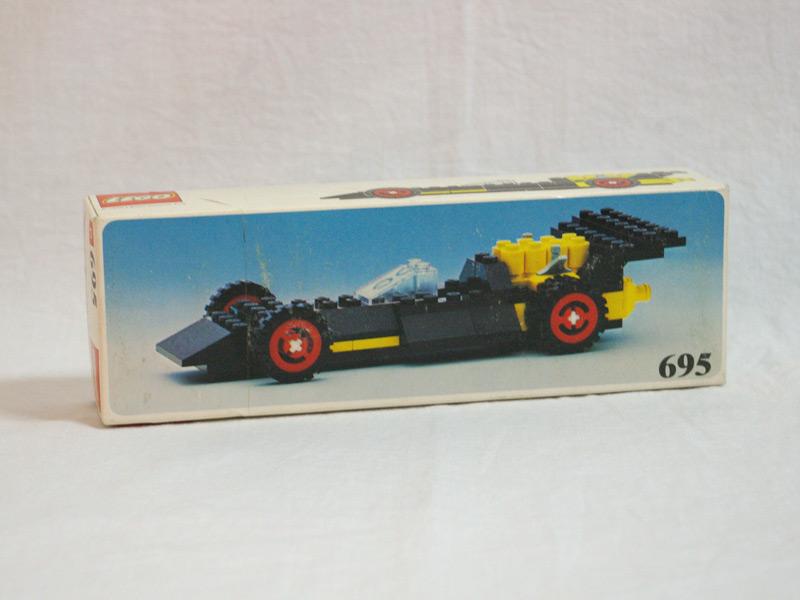 #695 レゴ レーシングカー