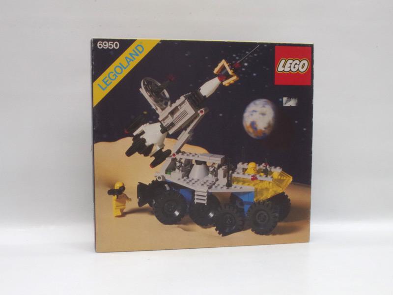 #6950 レゴ 宇宙衛星探知車