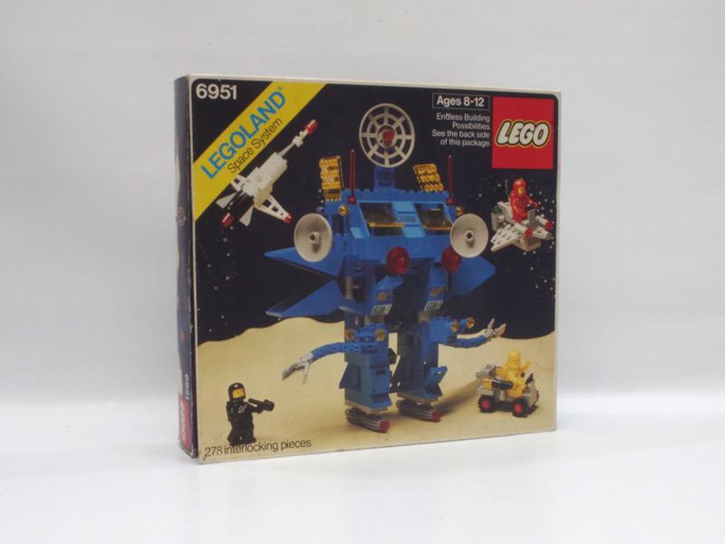 #6951 レゴ 宇宙ロボット