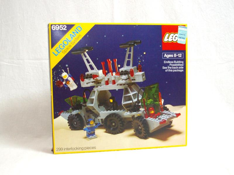 #6952 レゴ 大型多目的車