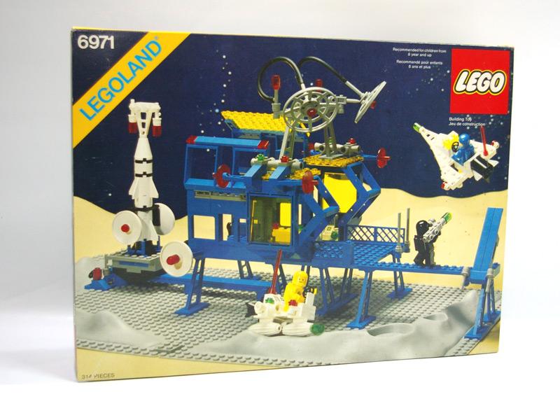 #6971 レゴ 指令センター