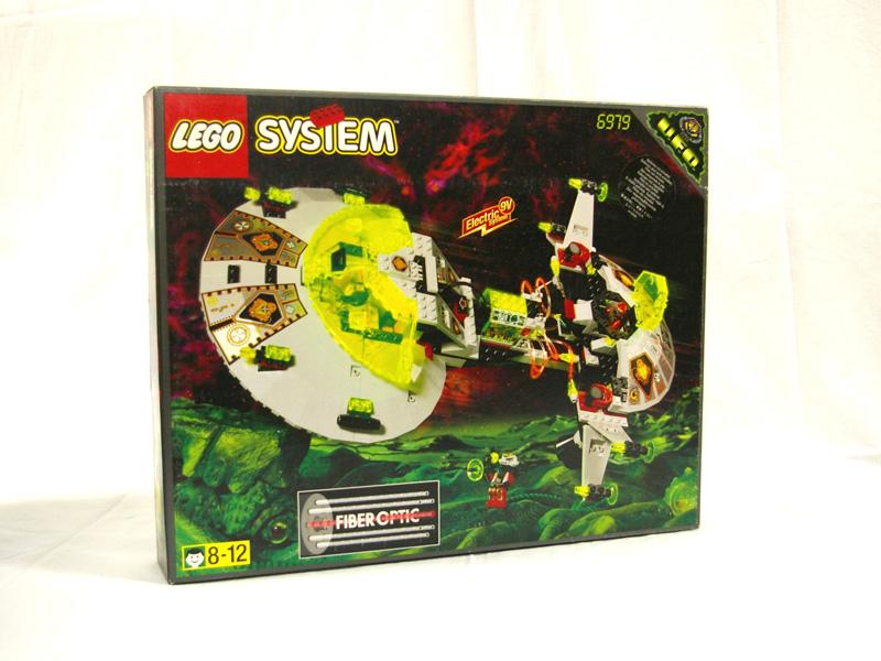 #6979 レゴ デモスマザーシップ