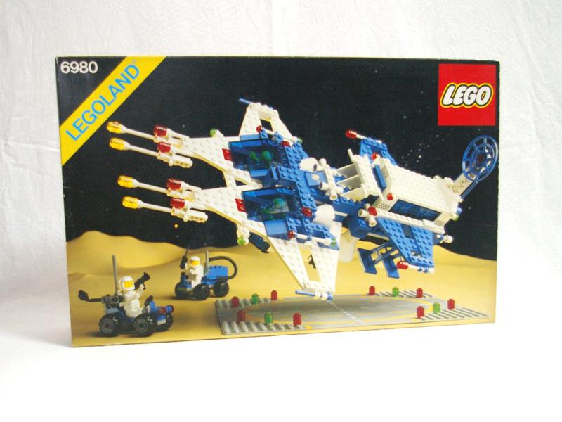 #6980 レゴ 宇宙司令船