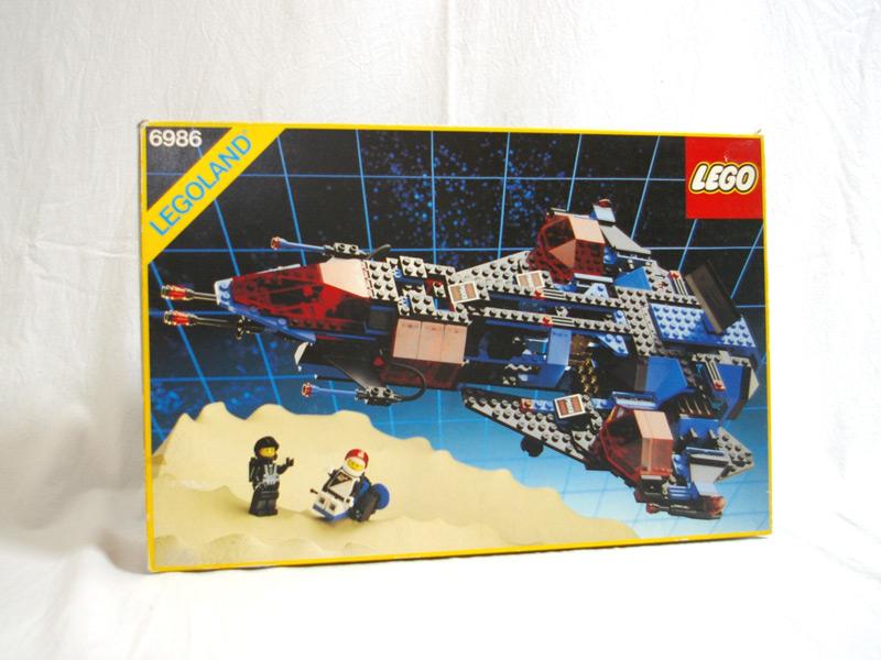 #6986 レゴ スペースコマンダー