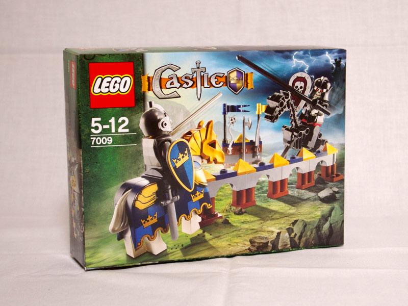 #7009 レゴ ホネホネライダーvs 正義の騎士