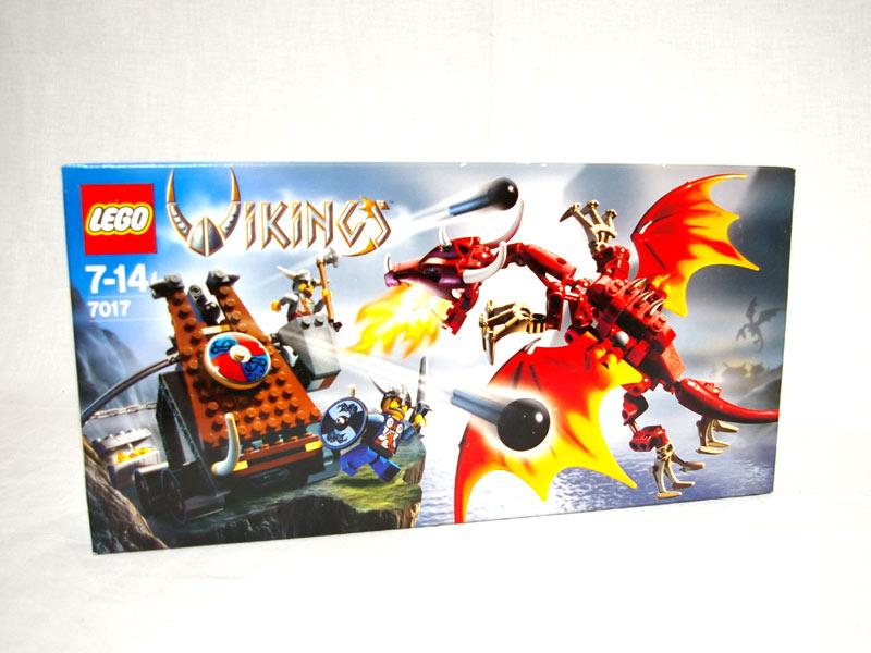 #7017 レゴ ドラゴンの襲撃