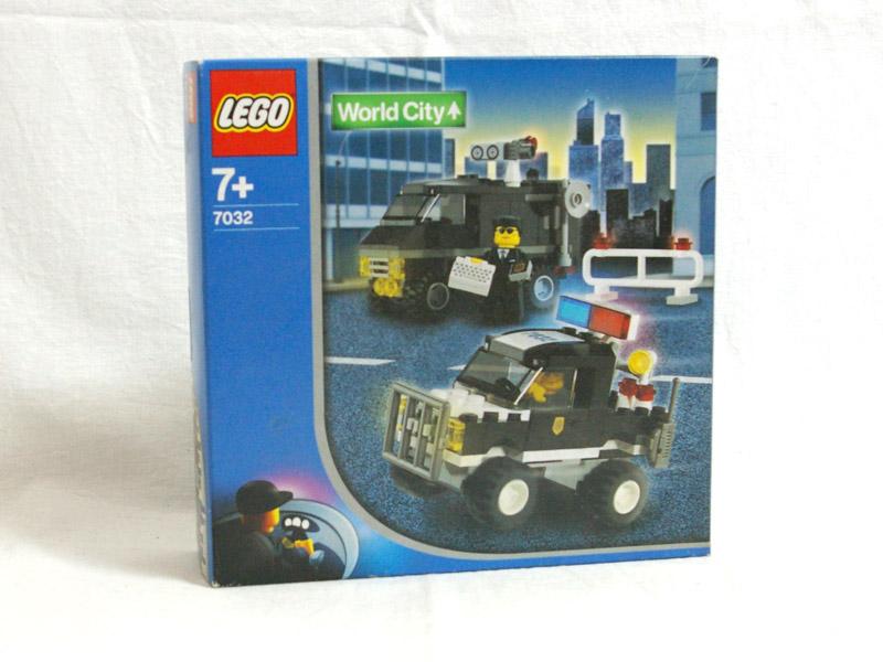 #7032 レゴ ハイウェイパトロール