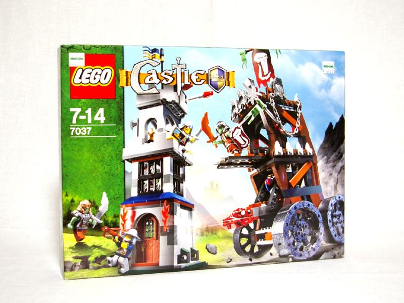 #7037 レゴ 牢獄タワーの襲撃