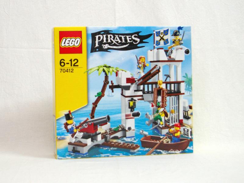 #70412 レゴ 海兵隊の砦