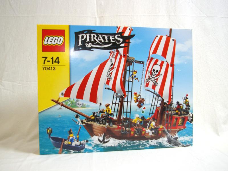 #70413 レゴ 海賊船