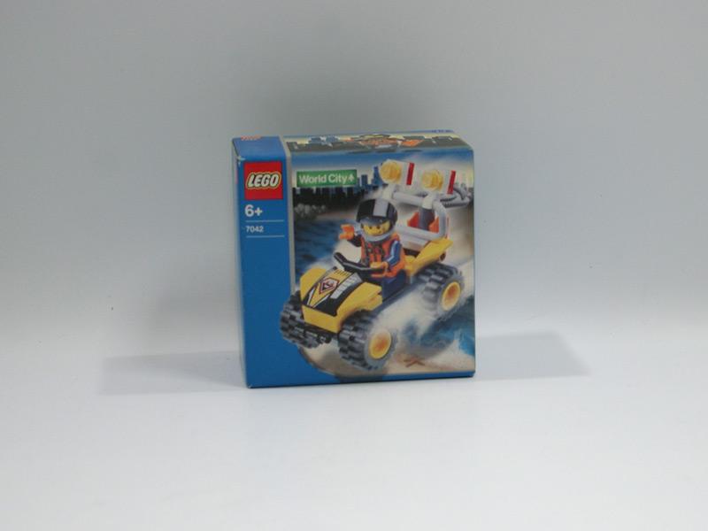 #7042 レゴ バギーパトロール
