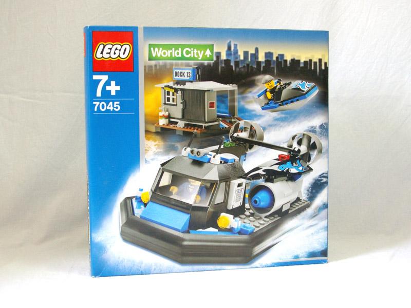 #7045 レゴ ホバークラフト&ドック