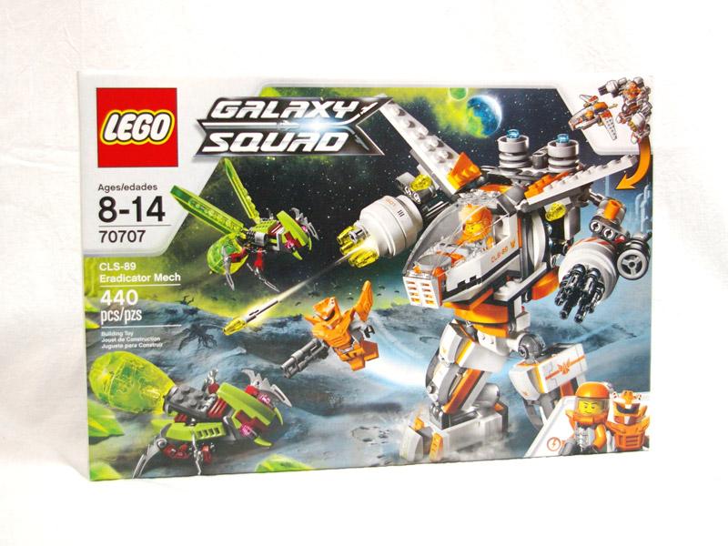 #70707 レゴ CLS-89 エラディケーター・メカ