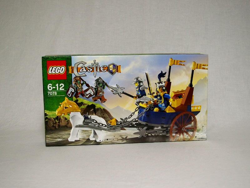 #7078 レゴ 王様の戦闘馬車