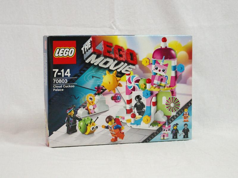 #70803 レゴ 雲の上の宮殿