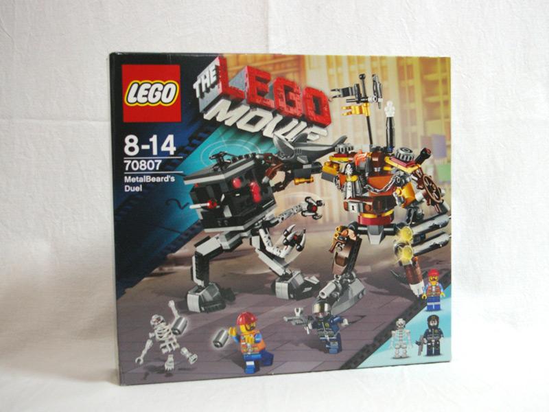 #70807 レゴ ロボヒゲの戦い