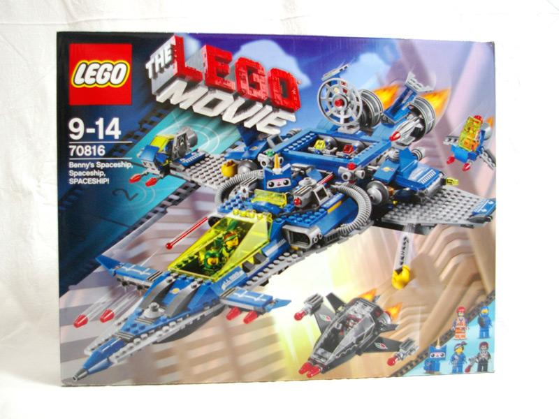 #70816 レゴ ベニーの宇宙船ったら宇宙船!
