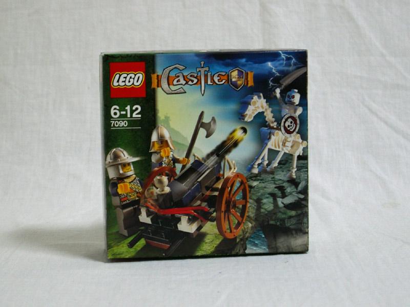 #7090 レゴ クロスボウアタック