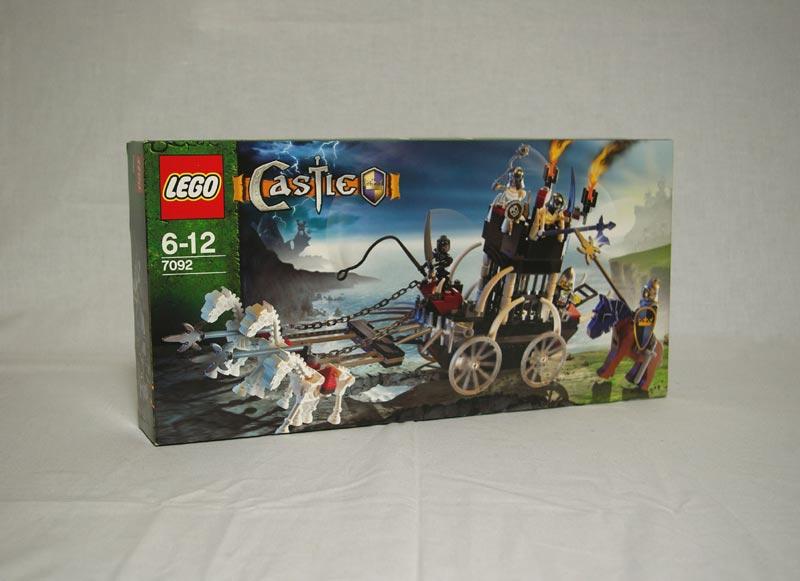 #7092 レゴ ガイコツ監獄馬車