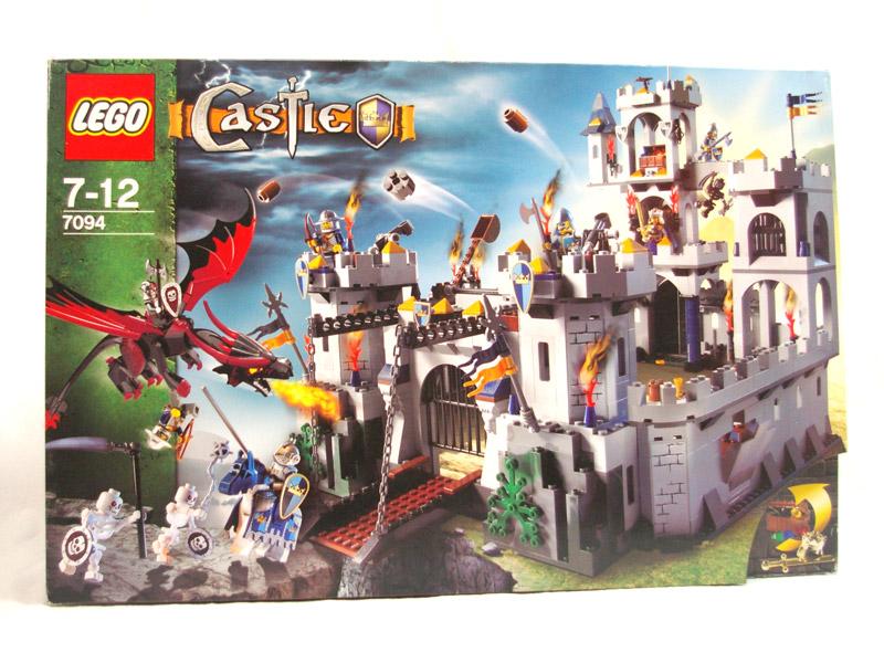 #7094 レゴ 王様の城