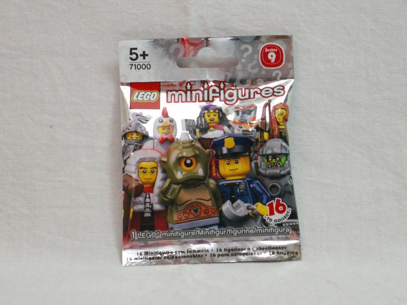 #71000 レゴ ミニフィギュアシリーズ Vol.9