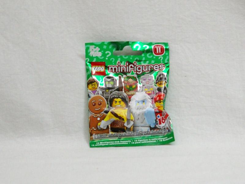 #71002 レゴ ミニフィギュアシリーズ Vol.11