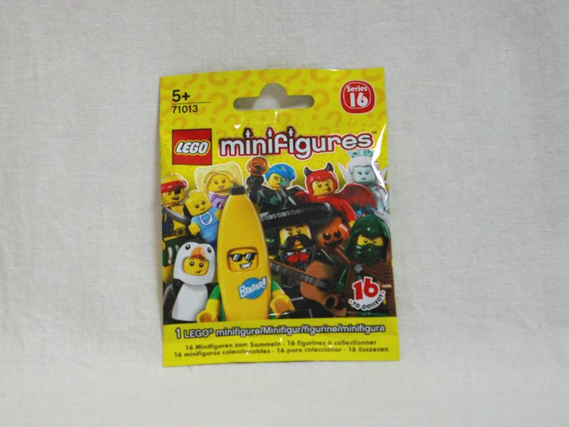 #71013 レゴ ミニフィギュアシリーズ Vol.16