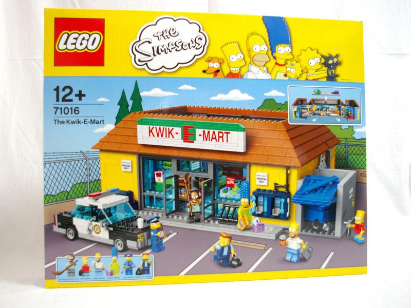 #71016 レゴ クイックEマート