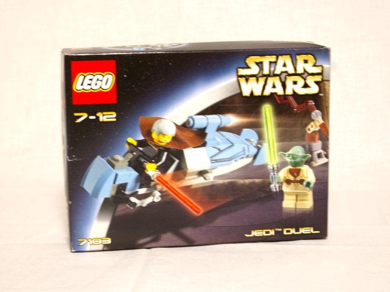 #7103 レゴ ジェダイの決闘