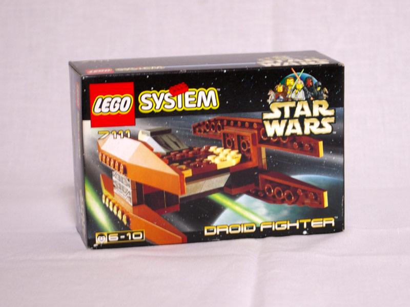 #7111 レゴ ドロイド・スターファイター